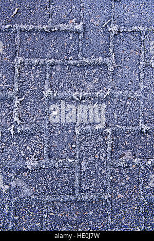 Fischgrätmuster Pflaster Verlegen fischgrät-muster der block pflaster stockfoto, bild: 43196160 - alamy