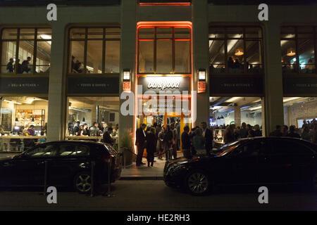 Til Schweiger Restaurant Hamburg