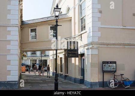 Heimatmuseum, Market Place, Margate, Kent, England, Vereinigtes Königreich - Stockfoto