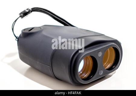 Laser entfernungsmesser stockfoto bild  alamy