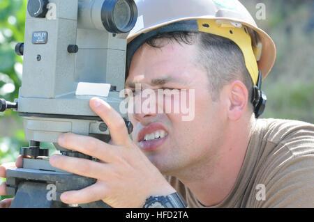 GUANTANAMO BAY auf Kuba – Engineering Aide 3. Klasse Roger Alexander ...