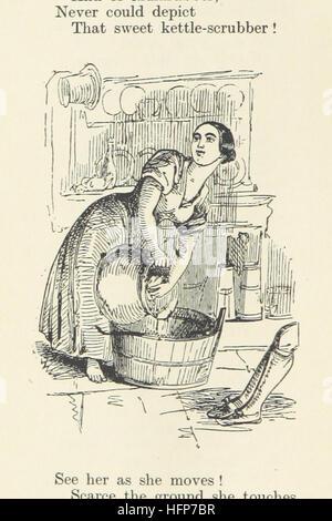 """Bild von Seite 72 von """"The Oxford Thackeray. Mit Abbildungen. [Hrsg. mit Einführungen von George Saintsbury.] """" - Stockfoto"""