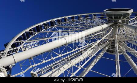 Neue Navy Pier Centennial Riesenrad - Stockfoto