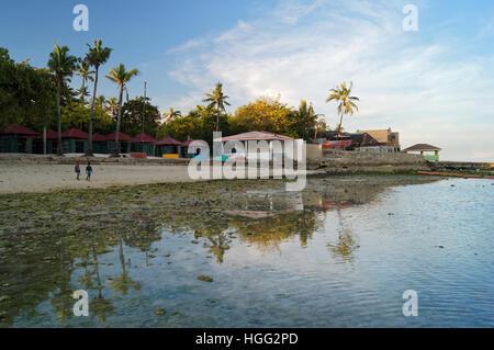 Süd-Ost-Asien, Philippinen, Metro Cebu Mactan Insel, Marigondon, Vano Beach Resort - Stockfoto
