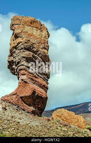 Teide-Nationalpark Teneriffa Kanarische Inseln - Stockfoto