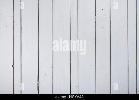 Weisse Holzwand Aus Altholz Stockfoto Bild 122758628 Alamy