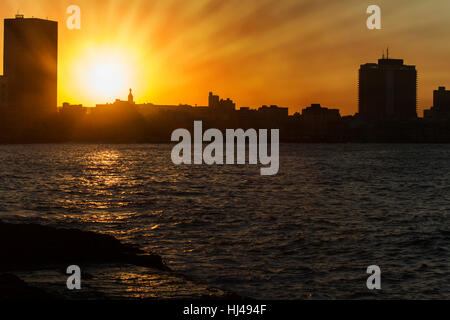 Häuser, Stadt, Stadt, Sonnenuntergang, alte Stadt, Romantik, Abend, Skycraper, Kapital, - Stockfoto