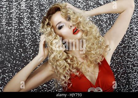 Frau, Hand, Hände, schön, beauteously, schön, groß, groß, enorm, - Stockfoto