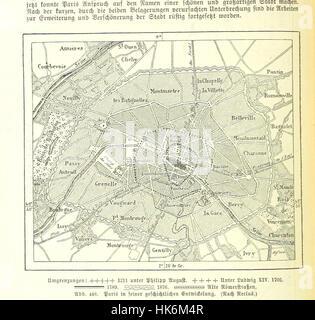 """Bild entnommen Seite 292 von """"Illustrirten Kleineres Handbuch der Geographie... Dritte, Verbesserte Auflage geschält - Stockfoto"""