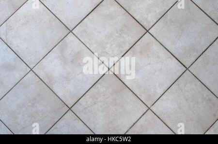 ... Innenausbau Bad Fliesen Fliesen. Bild Der Inneren Bodenbelag Mit Grau  Beige Pflaster Platten.
