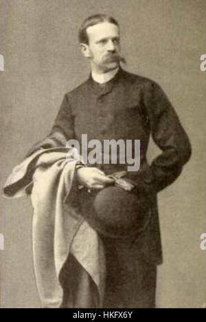Fritz von Uhde, junge - Stockfoto