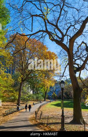 Central Park, New York City, NY, USA - Stockfoto