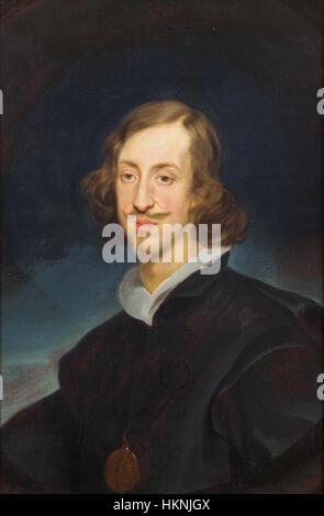 Frans Luycx - Erzherzog Leopold Wilhelm (1614-1662) in religiöse Kleidung - Stockfoto