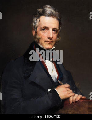 George Frederic Watts - John Whichel - Stockfoto