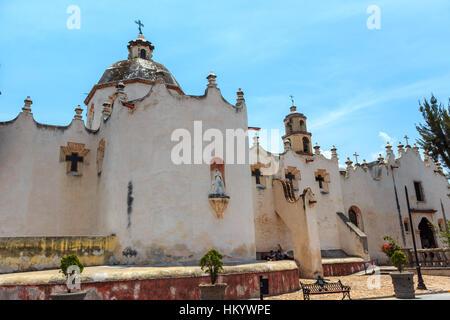 Heiligtum von Atotonilco, San Miguel de Allende, Mexiko - Stockfoto
