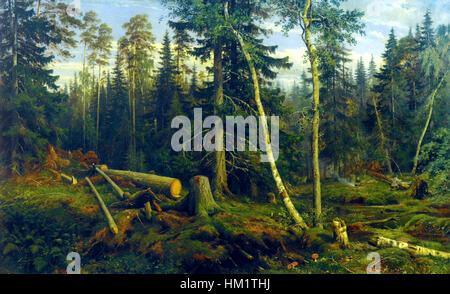 Ivan Shishkin 01 - Stockfoto