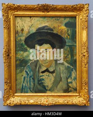 Henri de Toulouse-Lautrec der junge Routy - Stockfoto