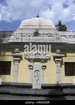 Guganathaswamy-Tempel ist 1000 Jahre alten Tempel in Kanyakumari, Tamil Nadu, Indien - Stockfoto