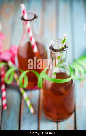 Vappusima, Getränk für finnische Feier des 1. Mai - Stockfoto