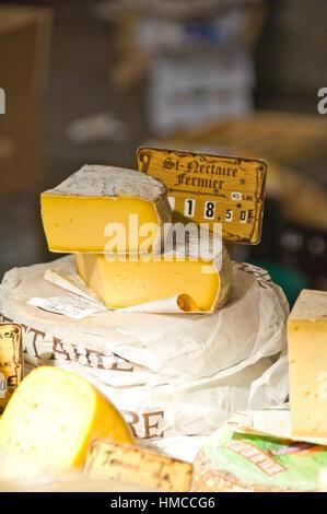 Marktstand, Aix-En-Provence, Frankreich. - Stockfoto