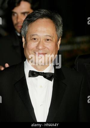 """Ang Lee kommt für die Premiere von """"Taking Woodstock"""" bei den 62. Filmfestspielen von Cannes im 16. Mai 2009 in - Stockfoto"""