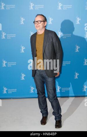 """Berlin, Deutschland, 9. Februar 2017. Etienne Comar Teilnahme an der """"Django"""" Fototermin während der Berlinale Film - Stockfoto"""
