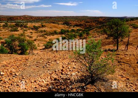 Mutawintji National Park, New South Wales, Australien - Stockfoto