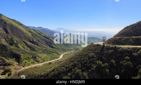 Sightseeing in San Bernardino am Nachmittag Zeit - Stockfoto