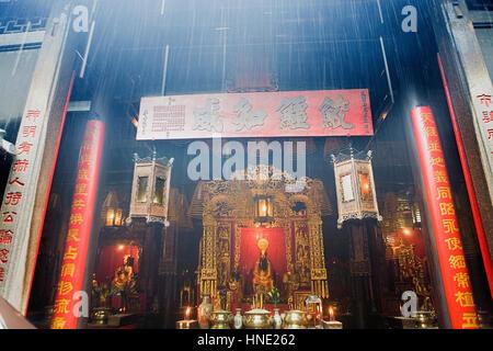 Kuan Tai Tempel, Macau, China - Stockfoto