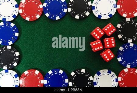 Casino Spiel Wurfel