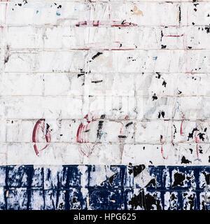 Grunge-Wand, hochdetaillierte strukturierten Hintergrund