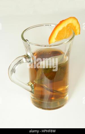 Hausgemachte Tee - Stockfoto