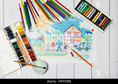hand gezeichnet abbildung oder zeichnung des vater unser gebet in spanisch stockfoto bild. Black Bedroom Furniture Sets. Home Design Ideas