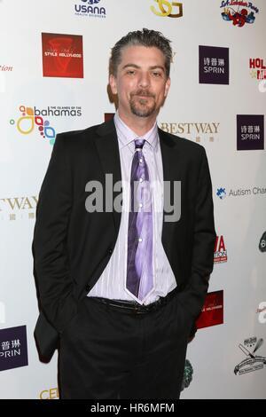 Los Angeles, Kalifornien, USA. 26. Februar 2017. Jeremy Miller im Ankunftsbereich für Hollywood Oscar anzeigen Abendessen, - Stockfoto