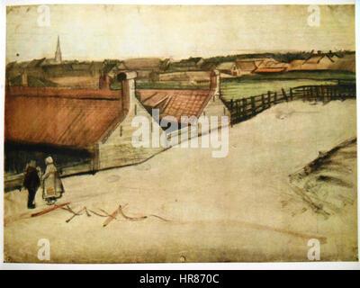 Vincent Van Gogh 01 - Stockfoto