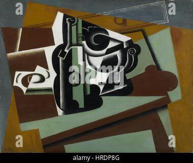 Juan Gris - Stillleben - 51.20 - Minneapolis Institute of Arts - Stockfoto