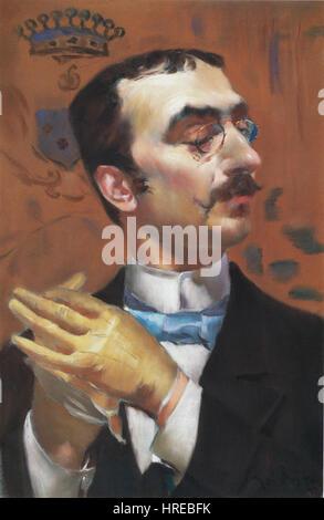 Henri de Toulouse-Lautrec von Giovanni Boldini 2 - Stockfoto