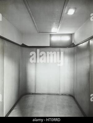 Gepolsterten Raum, Saint Ebba Krankenhaus, Surrey, 1938. Künstler: unbekannt. - Stockfoto
