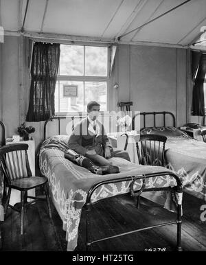 Queen Mary Hospital, Roehampton, London, Januar 1918. Künstler: H Bedford Lemere. - Stockfoto