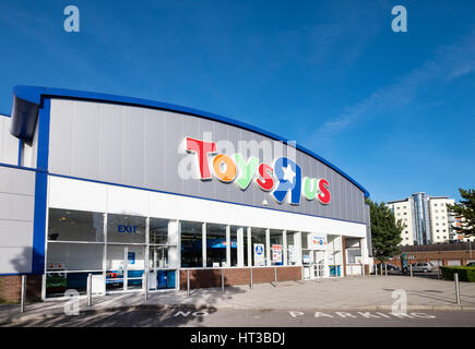 Toys R Us-Shop in Southampton, Hampshire - Stockfoto