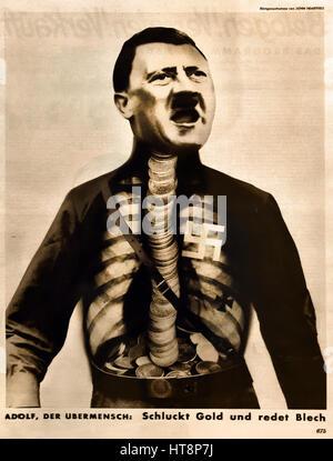 Adolf Hitler - Nazi-Deutschland Berlin Zweiter Weltkrieg