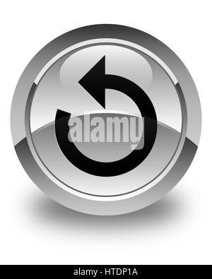 https://l450v.alamy.com/450vde/htdp1a/pfeil-icon-isoliert-auf-glanzenden-weissen-runden-knopf-abstrakte-darstellung-zu-aktualisieren-htdp1a.jpg