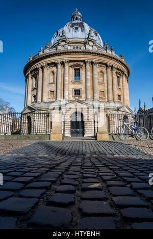 Radcliffe Camera, Oxford - Stockfoto