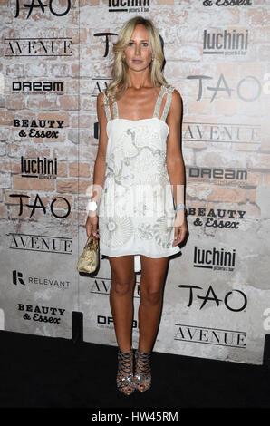 Hollywood, Ca. 16. März 2017. Victoria Hervey in der TAO, Schönheit & Essex, Avenue und Luchini LA Eröffnung in - Stockfoto