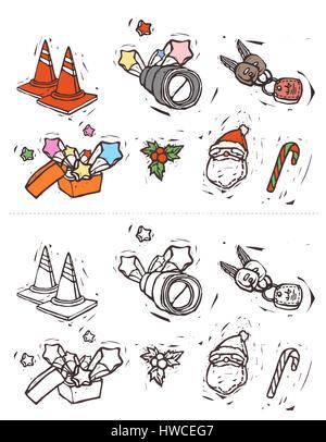 Groß Weihnachten Farbbilder Frei Bilder - Ideen färben - blsbooks.com