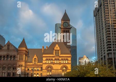 Altes Rathaus - Toronto, Ontario, Kanada - Stockfoto