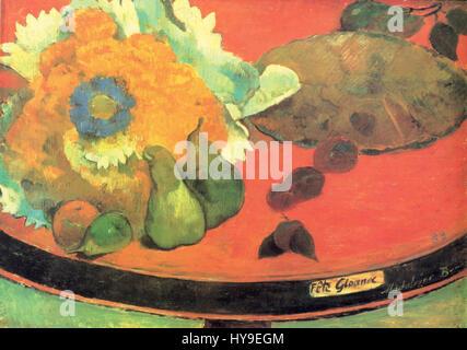 Paul Gauguin 115 - Stockfoto
