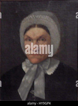 Emile Claus.Moeder - Stockfoto