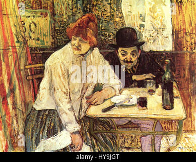 Henri de Toulouse-Lautrec 001 - Stockfoto