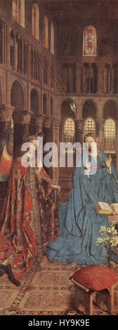 Jan Van Eyck 077 - Stockfoto